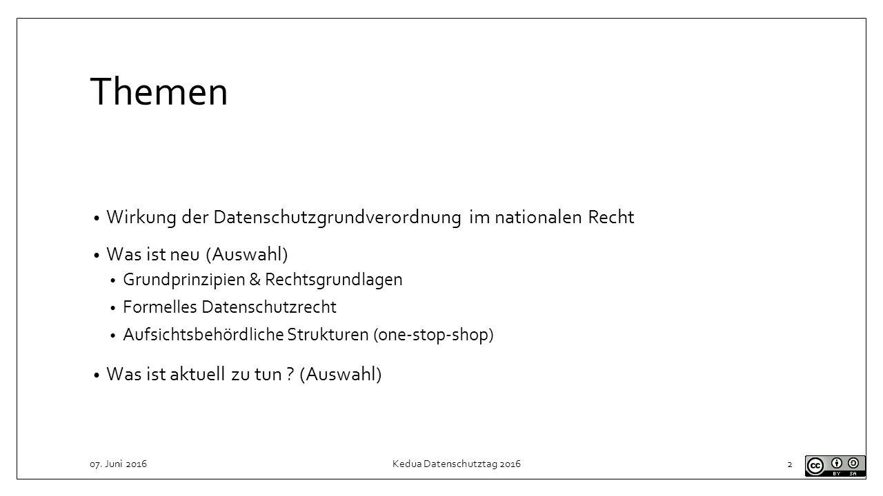 Aufsichtsbehördliche Strukturen – one-stop-shop Grenzüberschreitender Datenverkehr bei mehreren verantwortlichen Stellen und/oder Niederlassungen Grundprinzip Art.