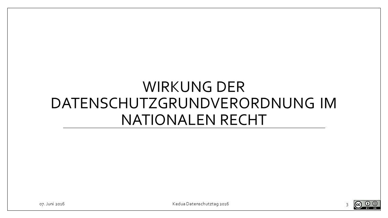 Nationaler Gestaltungsspielraum Bereichsspezifische Regeln Meinungsfreiheit, Medien und Informationsfreiheit, Wissenschaft, Kunst und Literatur (beschränkt), Art.