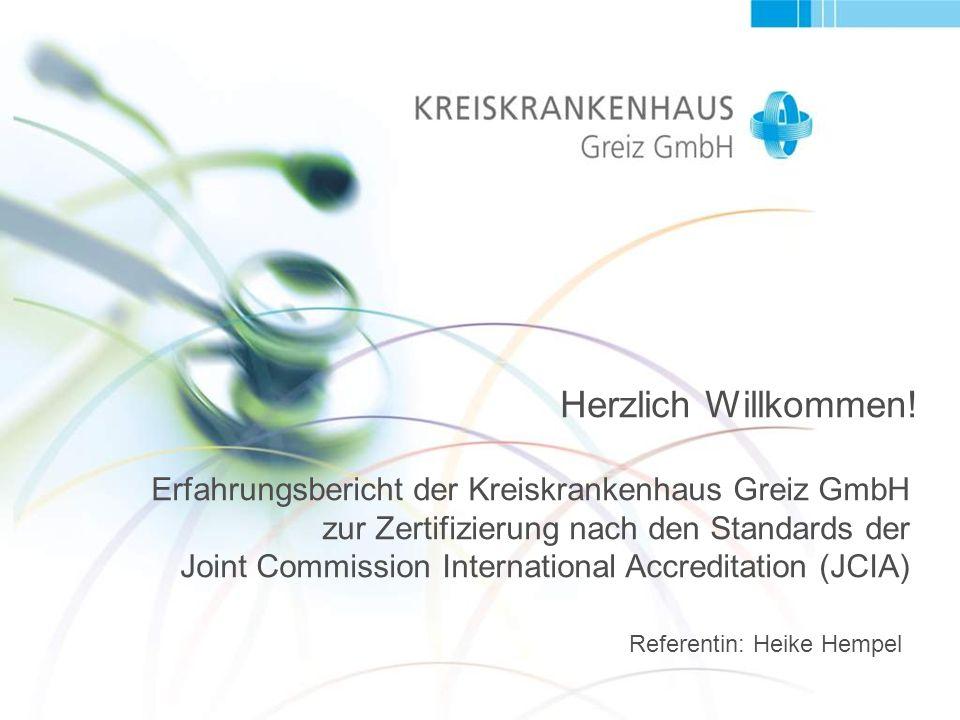 Seite2 Kreiskrankenhaus Greiz GmbH Neubau und Modernisierung des Krankenhauses 1994 - 2008