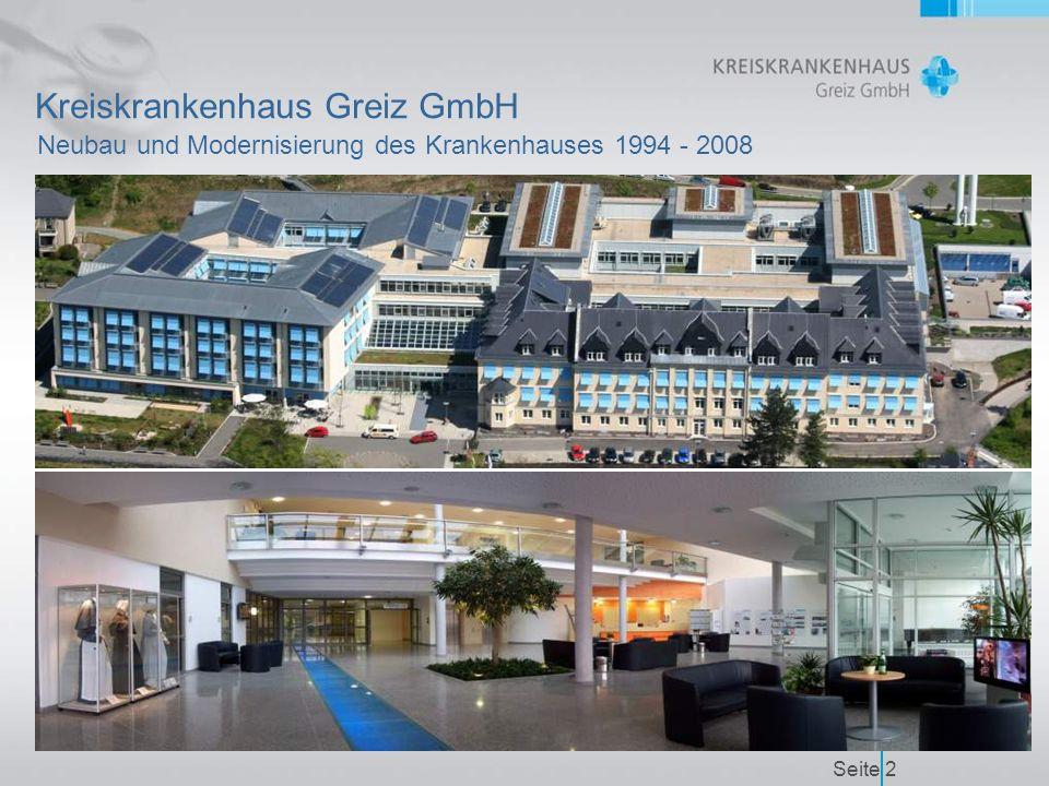 Seite3 Kreiskrankenhaus Greiz GmbH