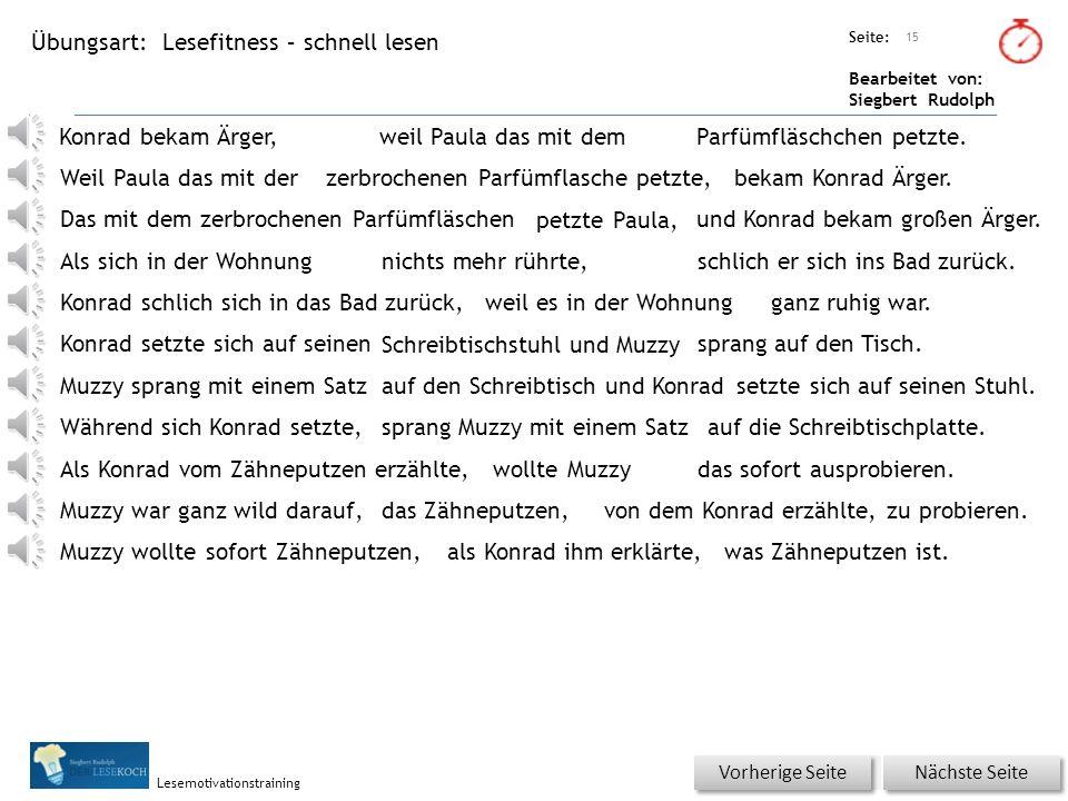 Übungsart: Seite: Bearbeitet von: Siegbert Rudolph Lesemotivationstraining Basisübung: Wörterschüttelautomat 14 BadewanneBadekanneBadepanneBadetanneBa