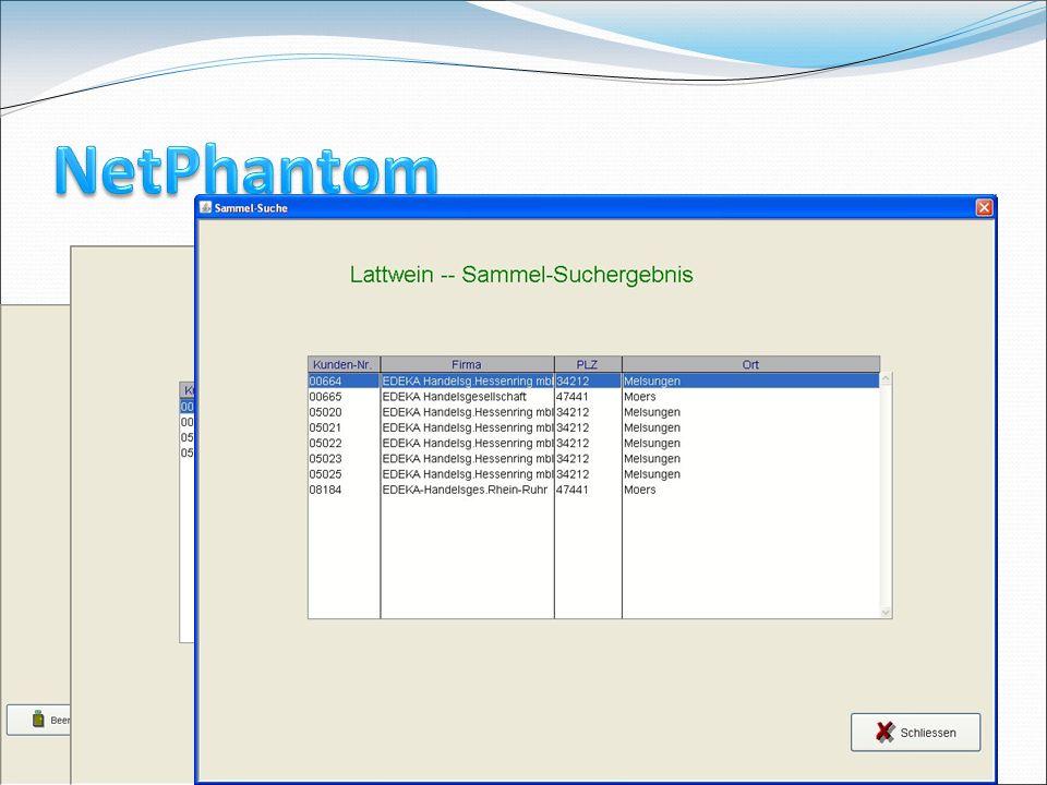 Course Tagung 18.Mai 2009 in Köln 32 Klick Das Suchen kann auch eine Liste mit allen Treffern anzeigen. Dazu muss die Anwendung solange aufgerufen wer