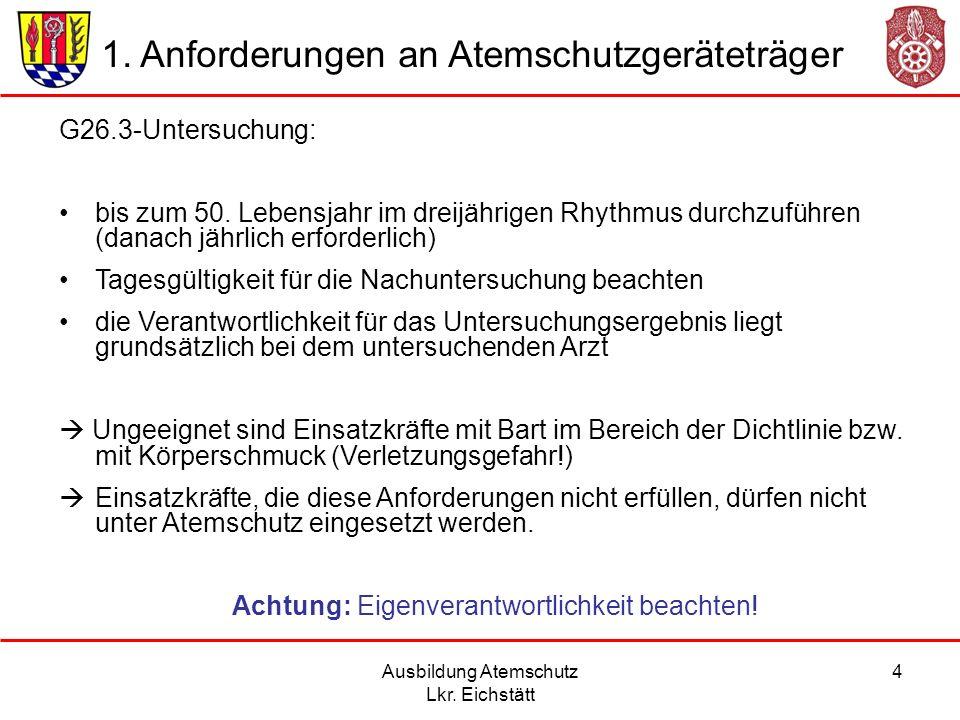 Ausbildung Atemschutz Lkr.Eichstätt 5 1.