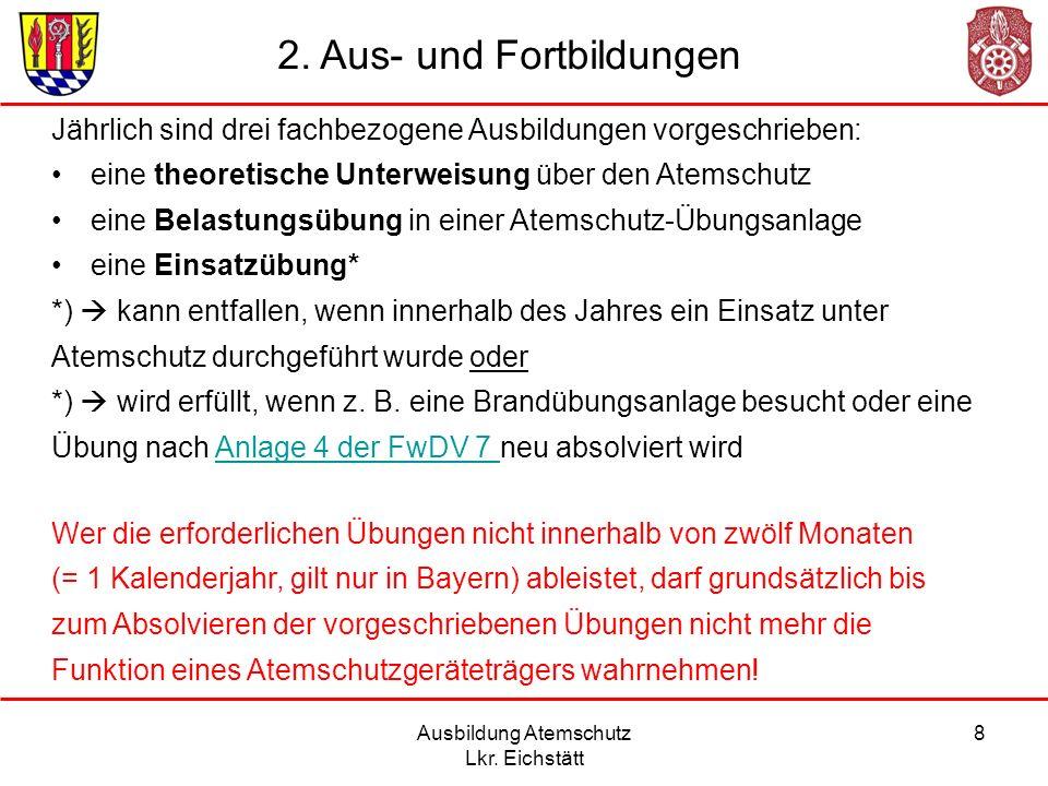 Ausbildung Atemschutz Lkr.Eichstätt 9 2.