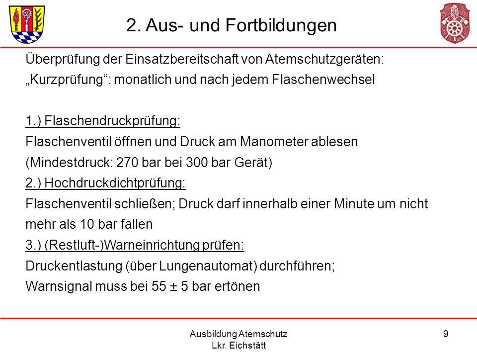 Ausbildung Atemschutz Lkr.Eichstätt 10 3.