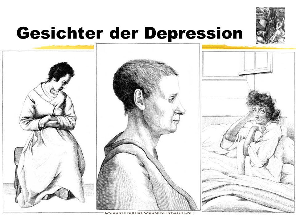 12 von 33 22. Januar 2004Dossenheimer Gesundheitsrunde Gesichter der Depression