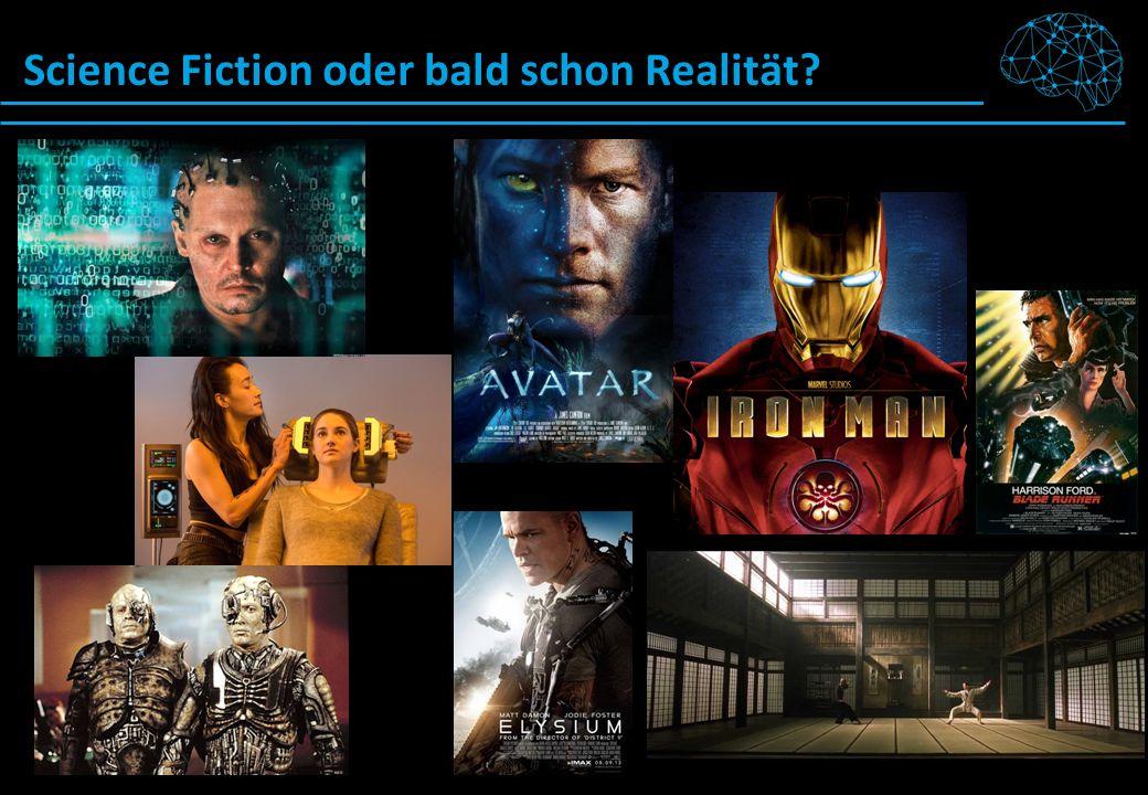 Science Fiction oder bald schon Realität? 2
