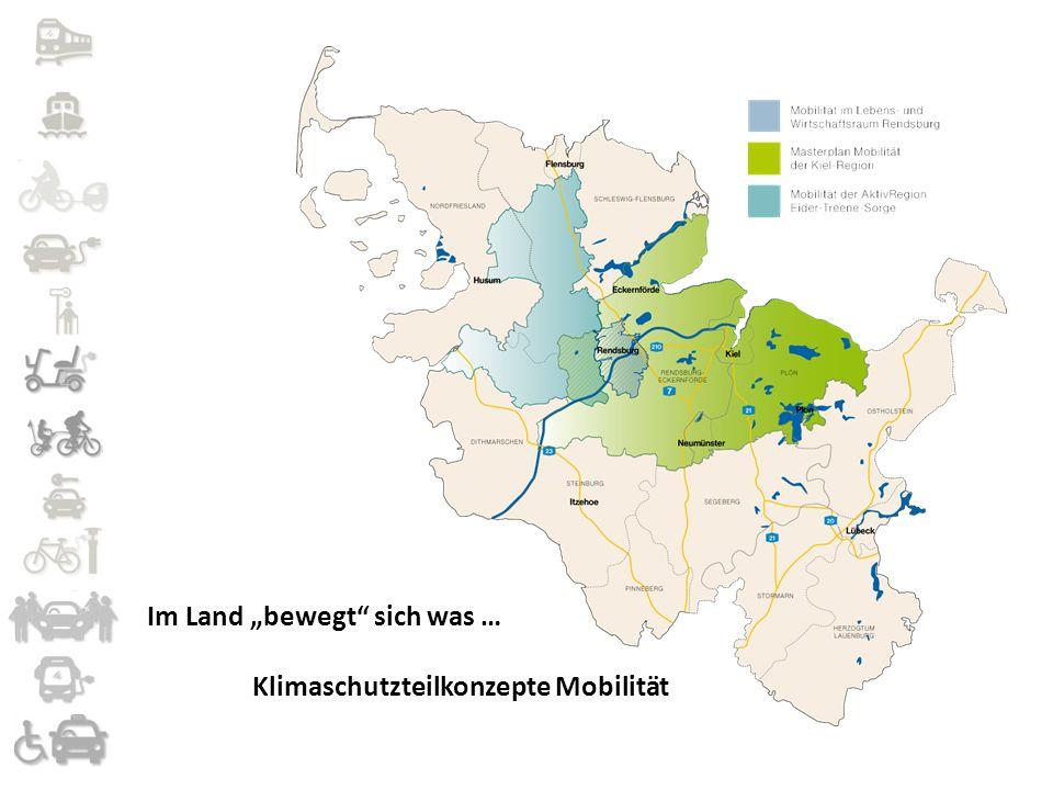 """Im Land """"bewegt"""" sich was … Klimaschutzteilkonzepte Mobilität"""