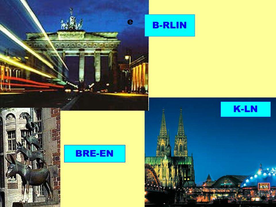 B-RLIN K-LN BRE-EN e