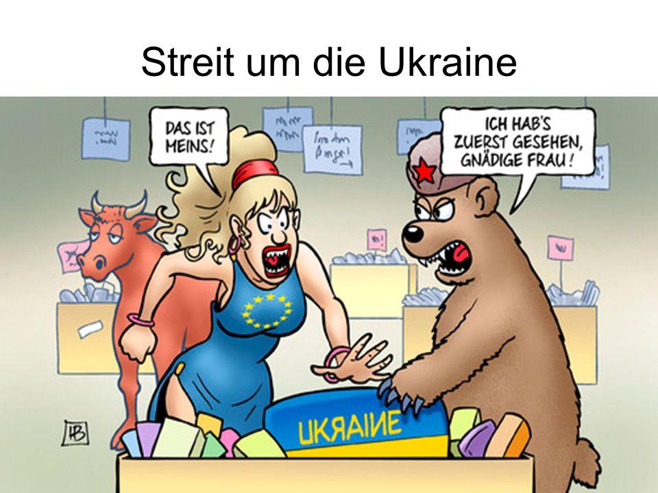 Streit um die Ukraine