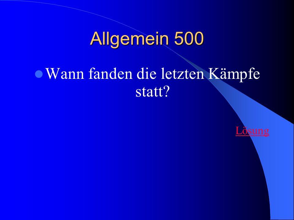 Lösung Film 400 8 Start