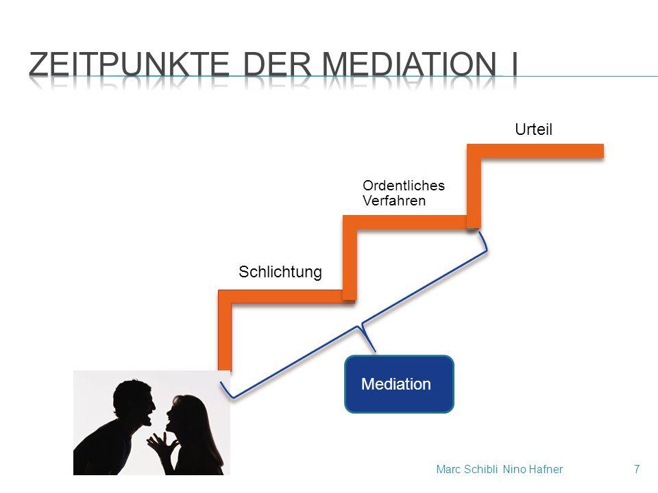 Schlichtung Ordentliches Verfahren Urteil Mediation Marc SchibliNino Hafner7
