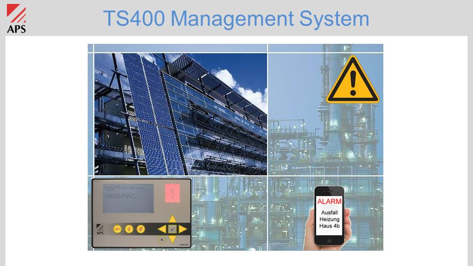 TS400 Management System