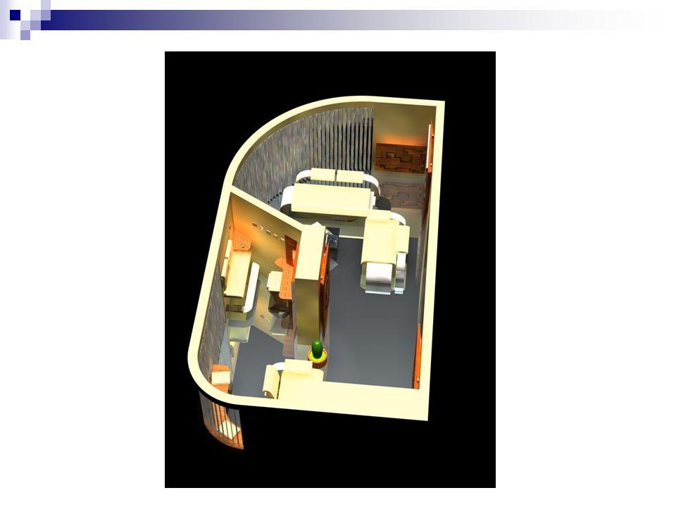 Medienorientierter Wohnbereich Besteht aus: Zweiteiligem Sofa mit dazugehörigem Sofatisch Laptop Zeitung Wandschrank Fernseherregal Bücherregal Kaktus