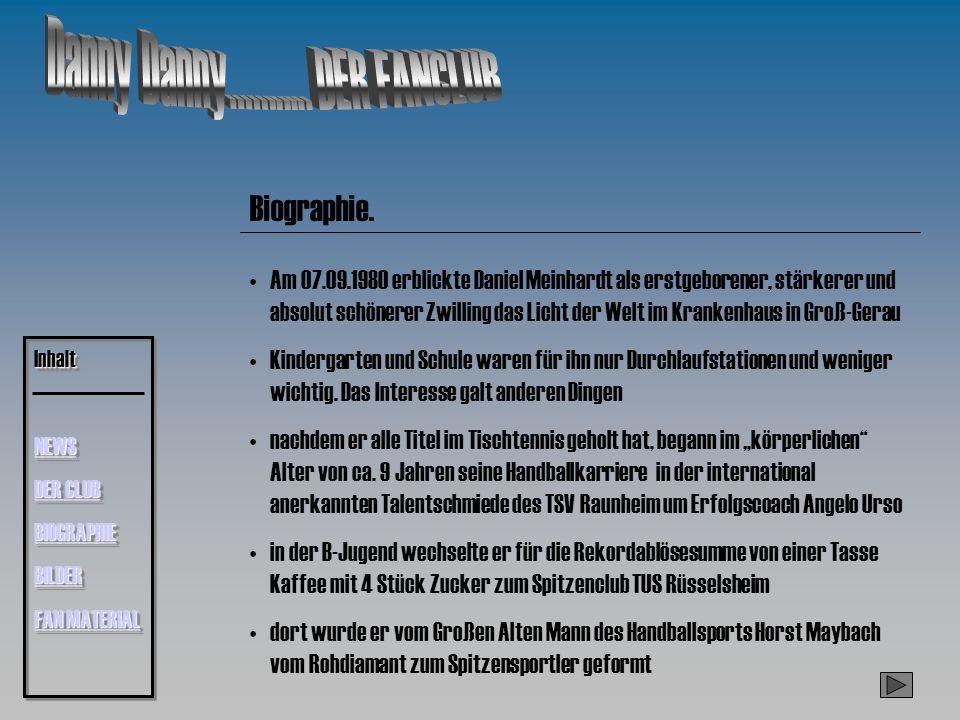 Der Club. Die Edelfans Inhalt NEWS DER CLUB DER CLUB BIOGRAPHIE BILDER FAN MATERIAL FAN MATERIAL Inhalt NEWS DER CLUB DER CLUB BIOGRAPHIE BILDER FAN M