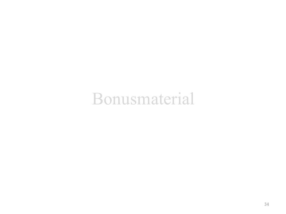 Bonusmaterial 34