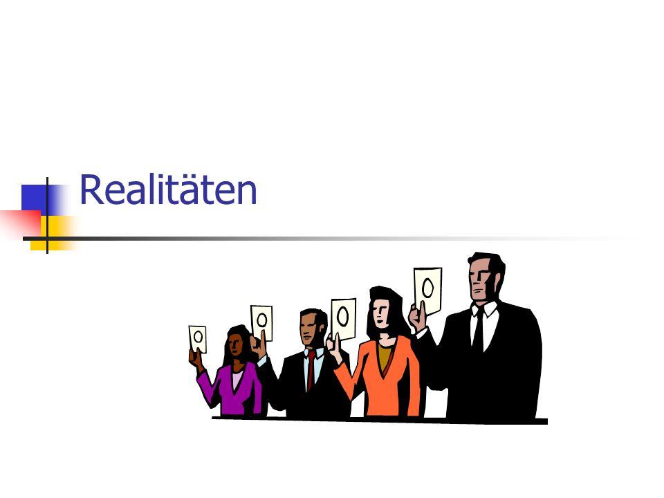 Realitäten
