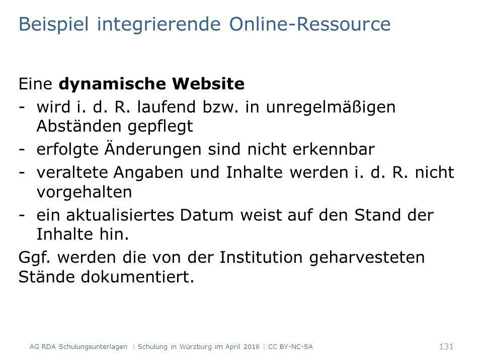 Eine dynamische Website -wird i. d. R. laufend bzw. in unregelmäßigen Abständen gepflegt -erfolgte Änderungen sind nicht erkennbar -veraltete Angaben