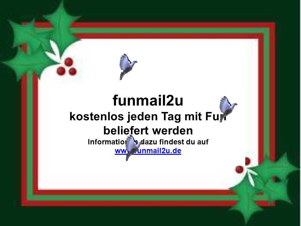 Wir alle wünschen Euch eine besinnliche Zeit Wuff.... brigitte.rokyta@mnet-mail.de