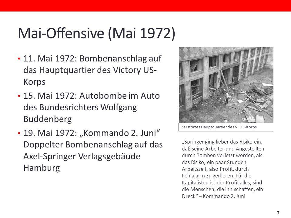 Mai-Offensive (Mai 1972) 11.