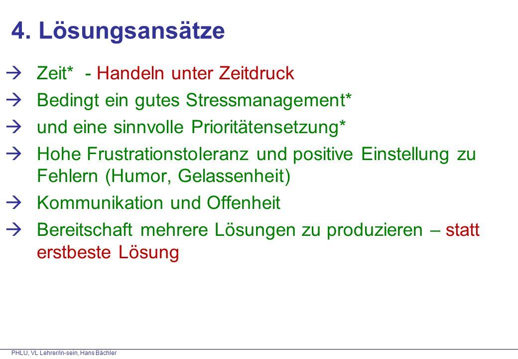 PHLU, VL Lehrer/in-sein, Hans Bächler 4.