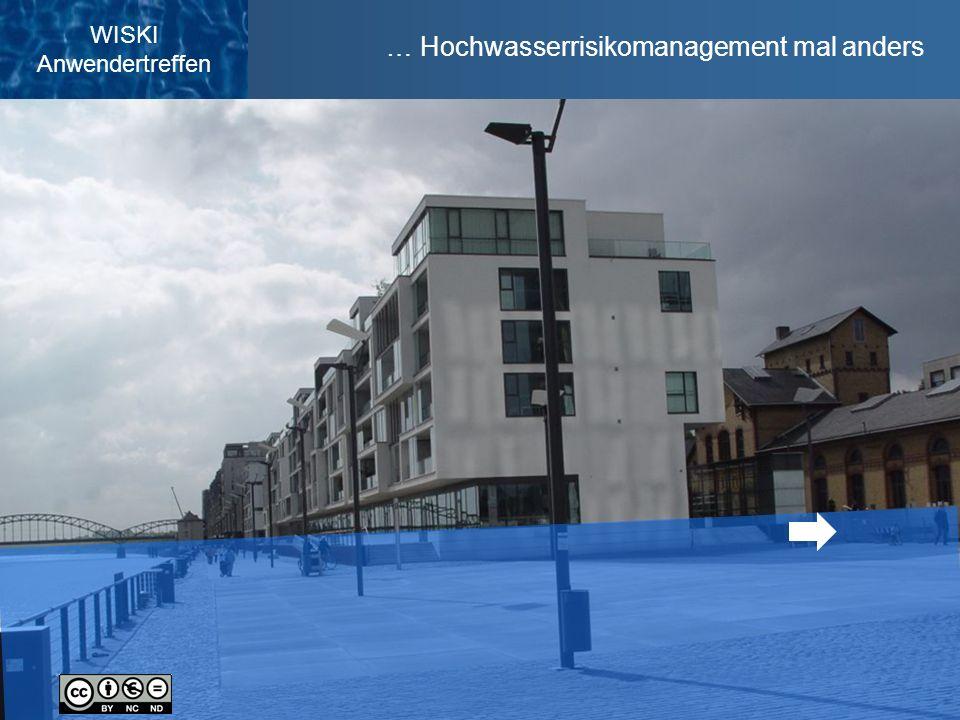 WISKI Anwendertreffen Rheinauhafen Köln Bildquelle: Google Tiefgarage Länge:1,2 Km