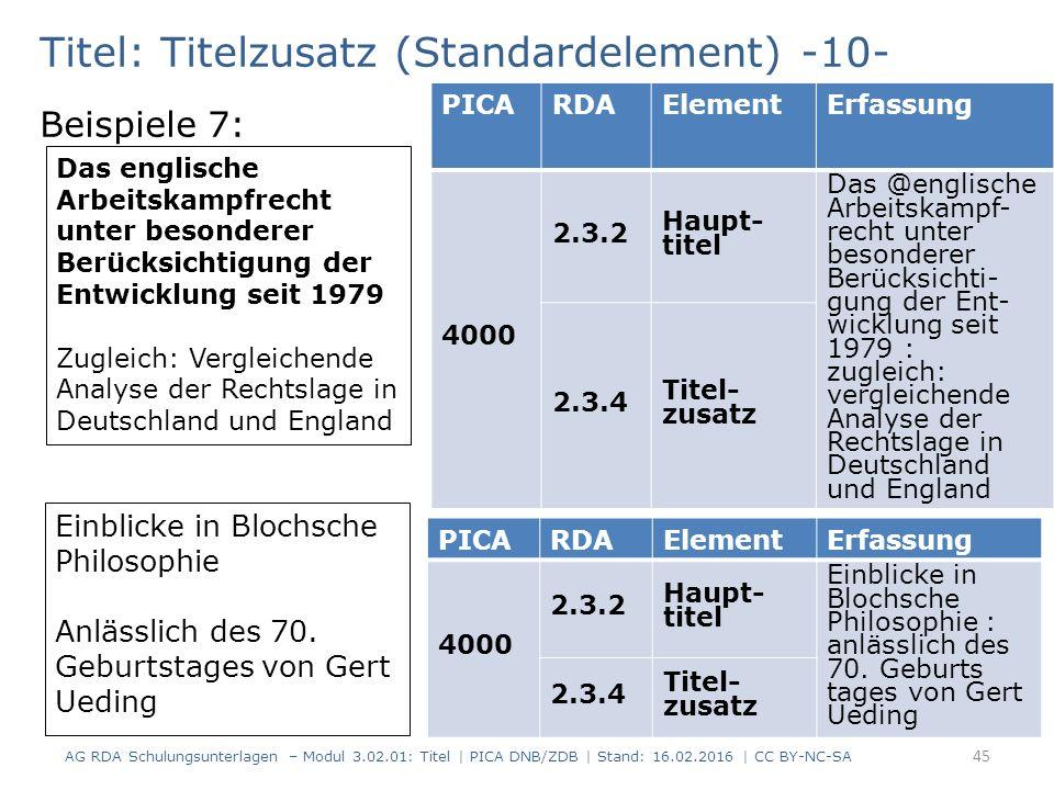 Titel: Titelzusatz (Standardelement) -10- Beispiele 7: Das englische Arbeitskampfrecht unter besonderer Berücksichtigung der Entwicklung seit 1979 Zugleich: Vergleichende Analyse der Rechtslage in Deutschland und England Einblicke in Blochsche Philosophie Anlässlich des 70.