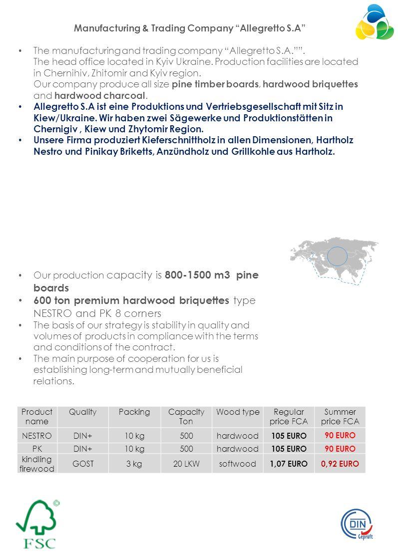 MATERIALHARTHOLZ GEMISCHT FORM RUND- NESTRO ABMESSUNGEN Ø 80-90 mm x 250-330 mm HEIZWERT ca.