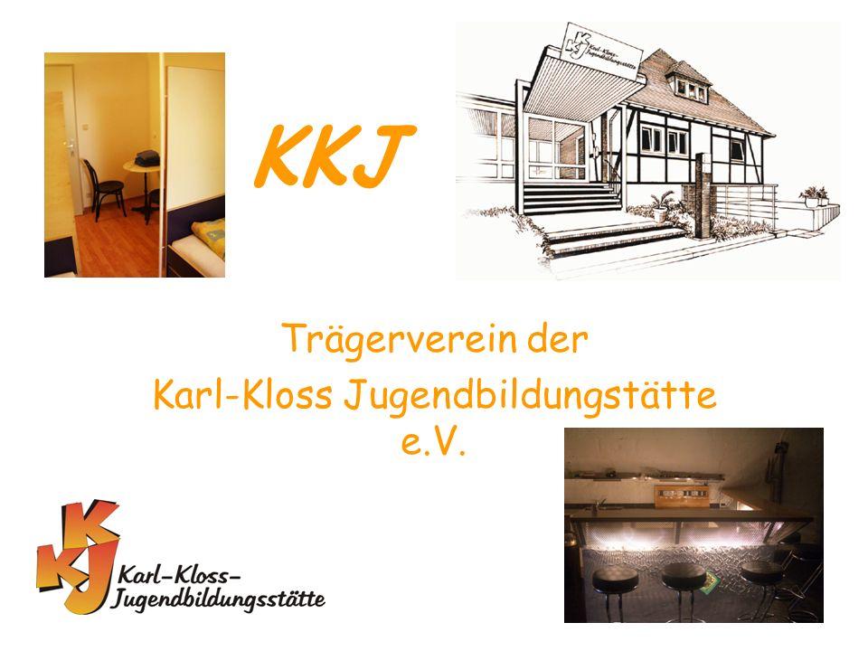 Trägerverein der Karl-Kloss Jugendbildungstätte e.V. KKJ