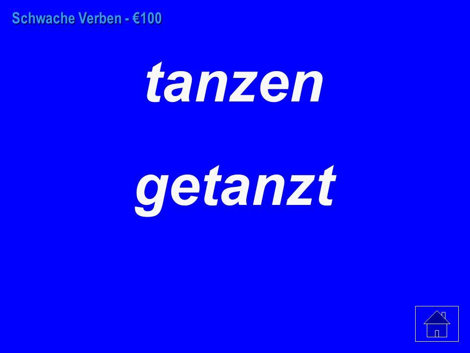 Ausnahmen - €500 to be
