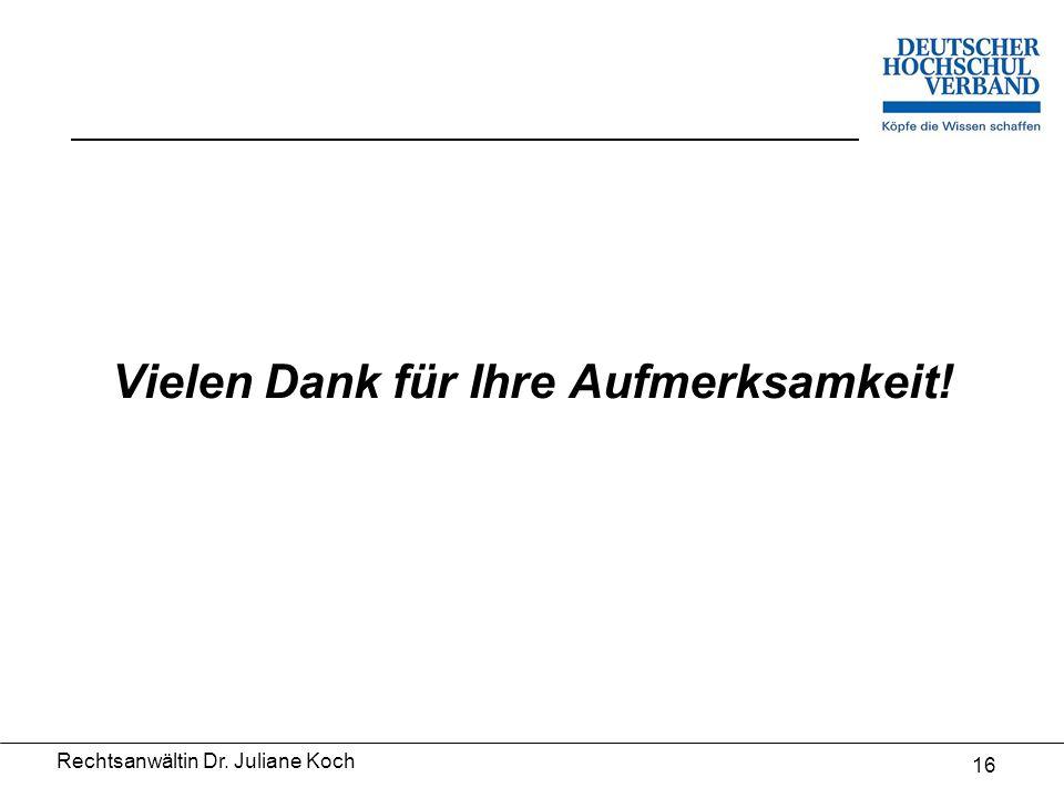 """15 V. Fazit 1. Die Vergabe besonderer Leistungsbezüge ist weiterhin """"terra incognita ."""