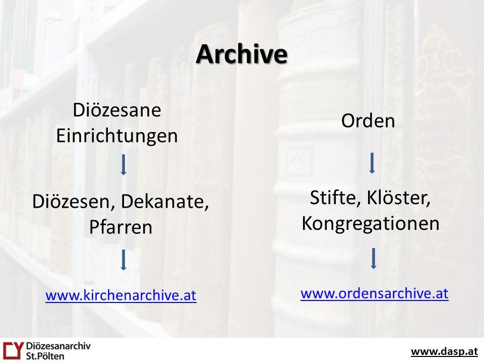 www.dasp.at Historische Entwicklung
