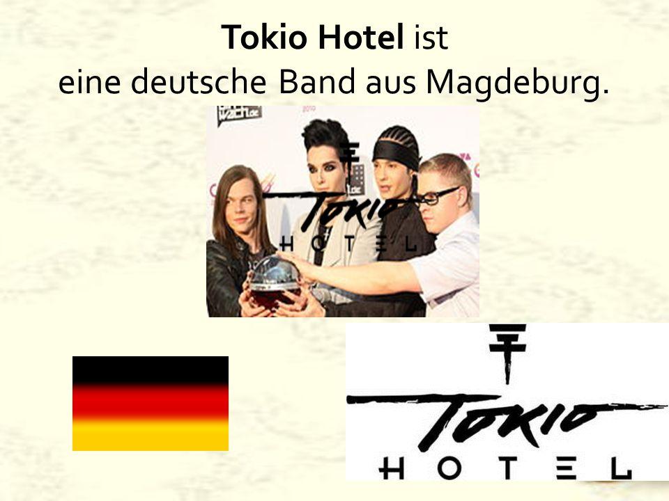 Das ist eine der erfolgreichsten deutschen Bands der letzten Jahre.