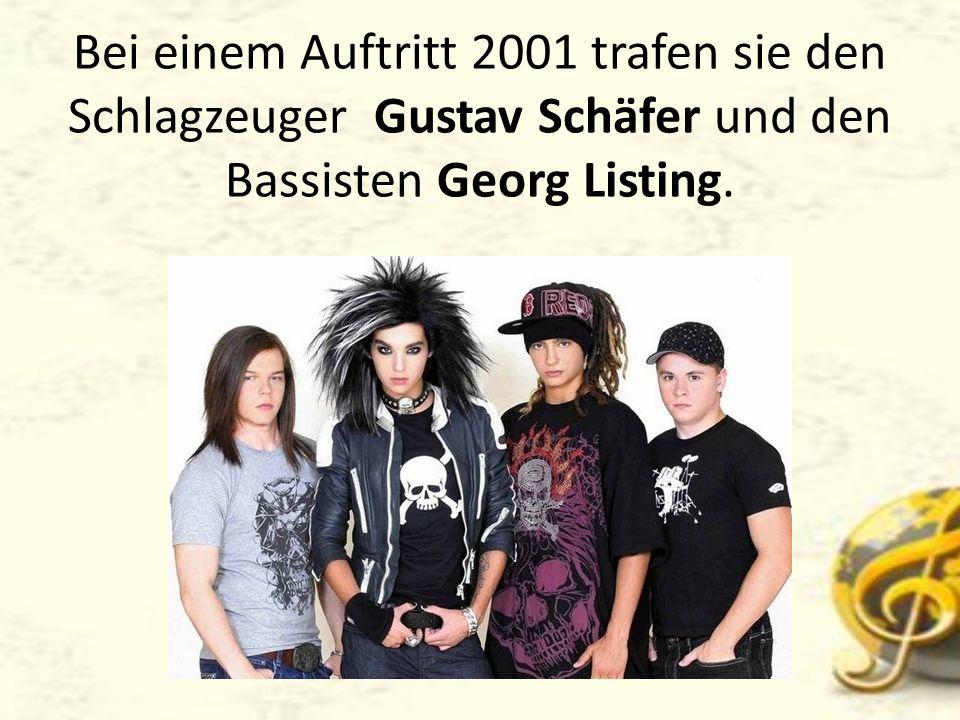 Das Quartett bekam den Namen Devilish.