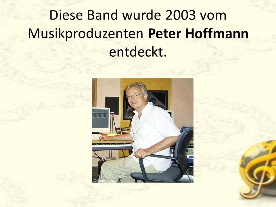 2005 nahm die Universal Music Group die Band unter Vertrag.