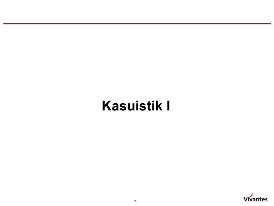 -10- Kasuistik I