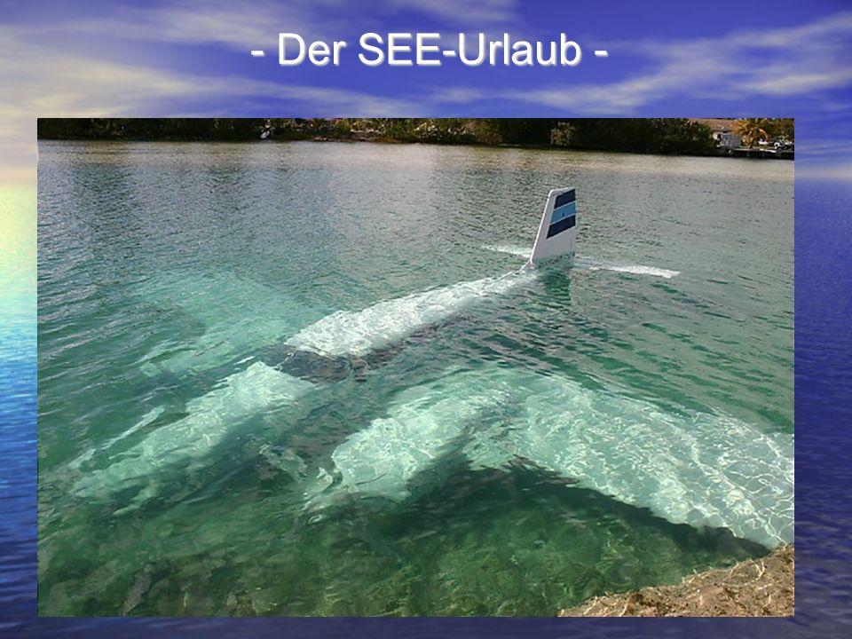 - Der SEE-Urlaub -