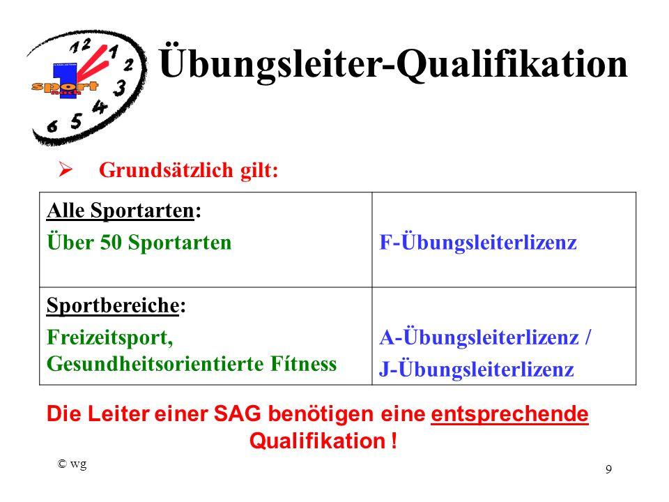 © gw 10 Sportarbeitsgemeinschaften (SAG)  Mindestens 10 Schüler/innen  Mitgliedschaft im Verein nicht erforderlich, aber wünschenswert  Schulübergreifende Sportarbeitsgemeinschaften sind möglich Schulveranstaltungen