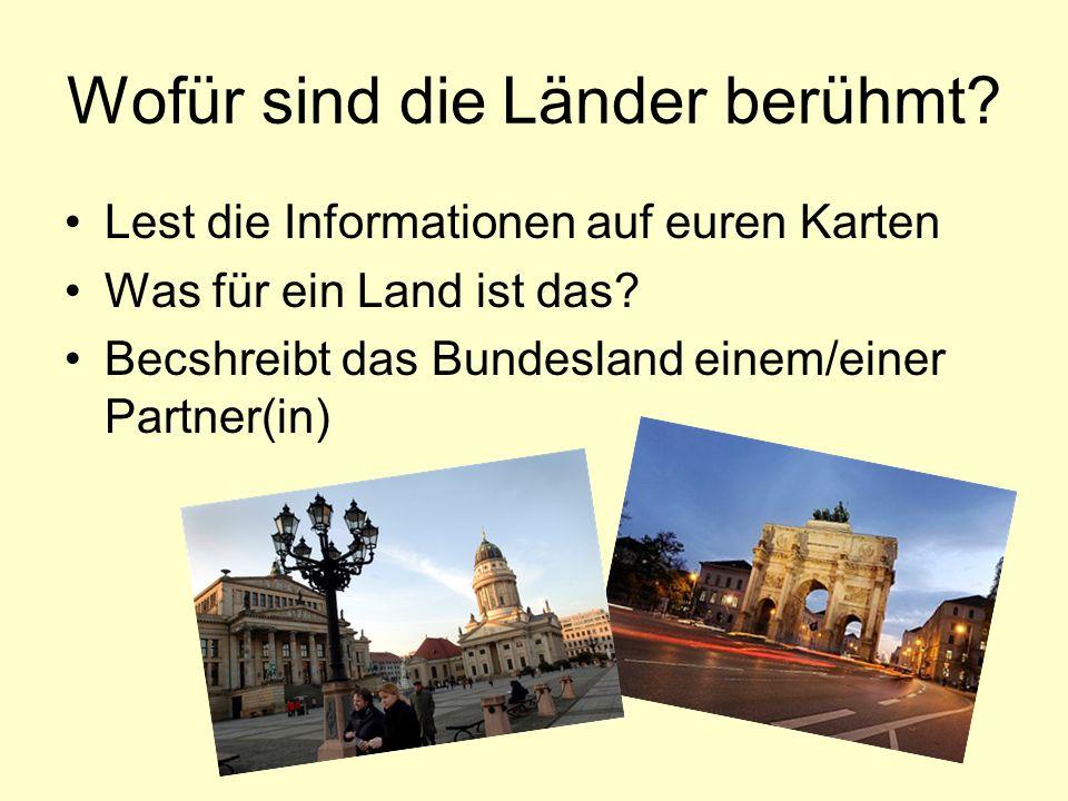 Deutsche Städte: youTube clip
