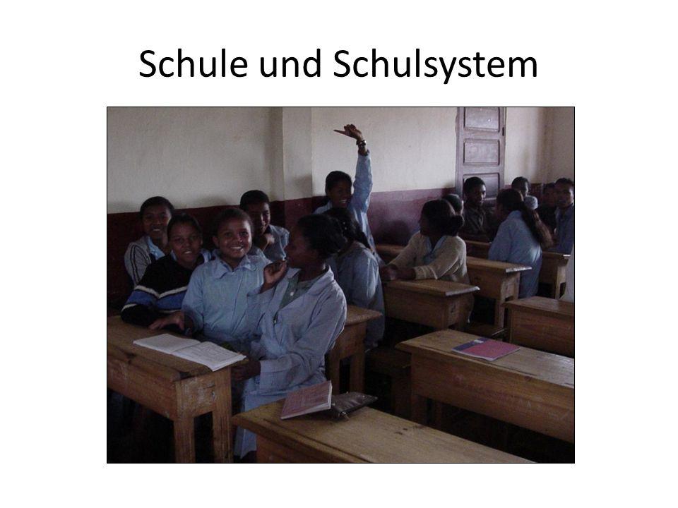 Schule und Schulsystem