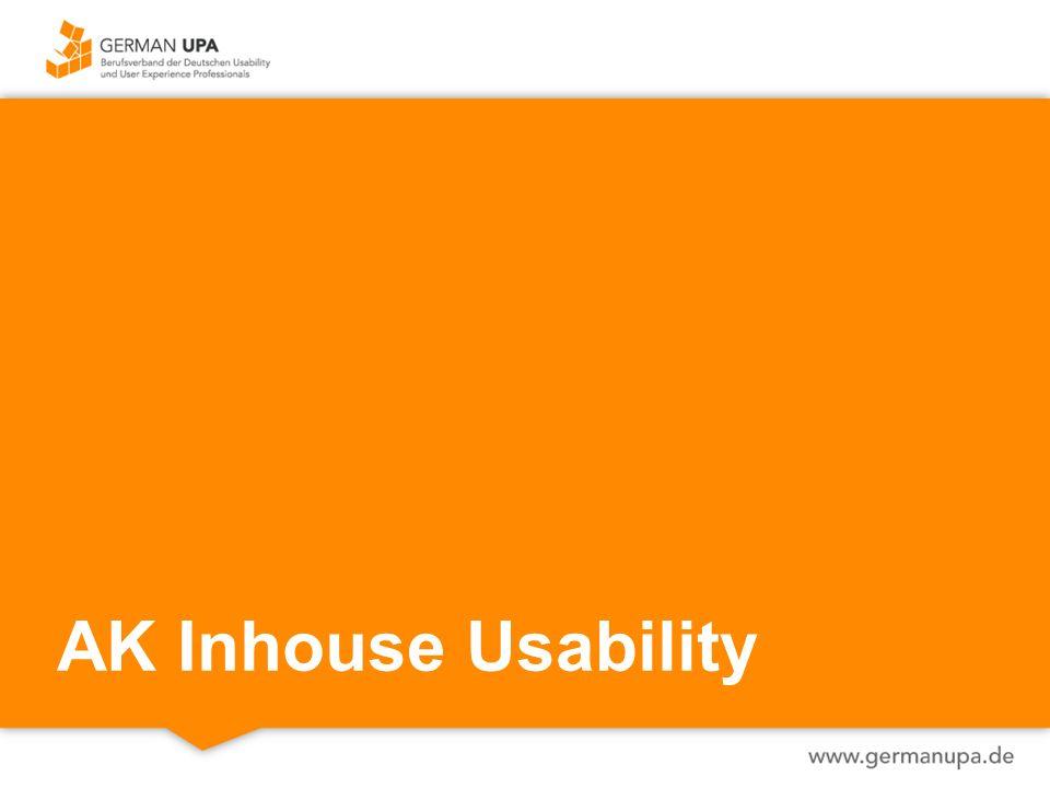AK Inhouse Usability
