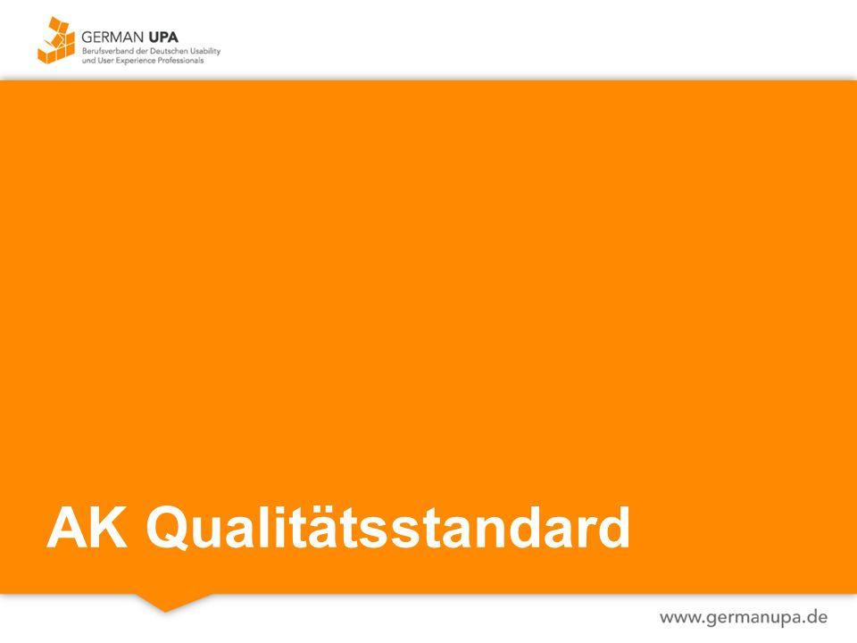 AK Qualitätsstandard
