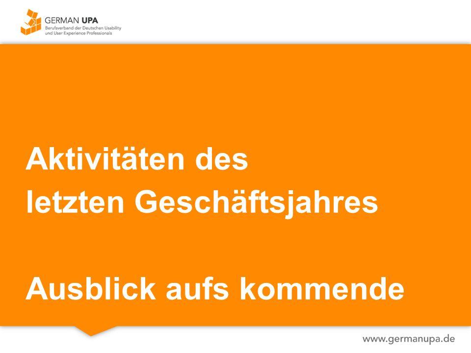 """Fachpublikationen Jährliche Tagungsbände und Branchenreporte Fachschrift """"Barrierefreiheit Internationale Fachschrift """"The Usability / UX Profession Linktipp: www.issuu.com/germanupa"""