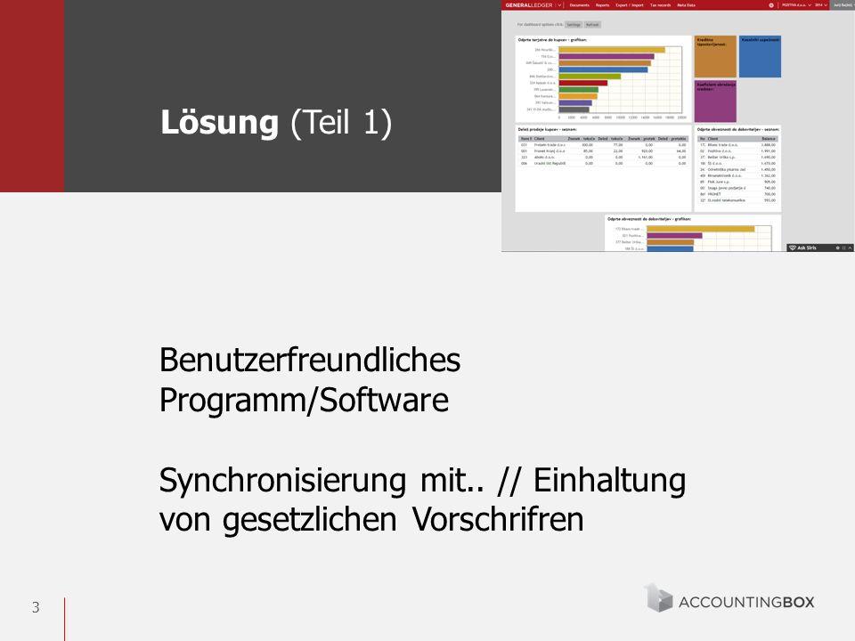 3 Benutzerfreundliches Programm/Software Synchronisierung mit..