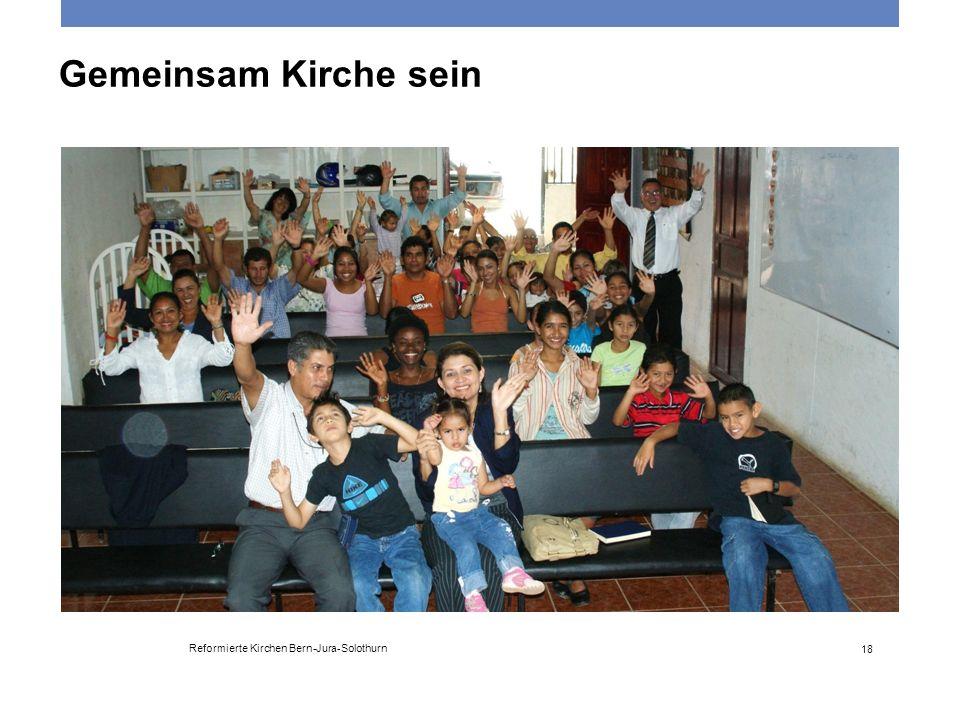 Gemeinsam Kirche sein Reformierte Kirchen Bern-Jura-Solothurn 18