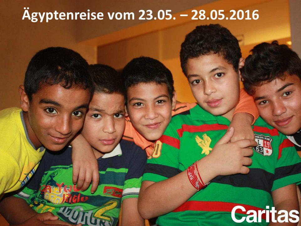 Libanonreise vom 7. bis 13. April 2016 Ägyptenreise vom 23.05. – 28.05.2016