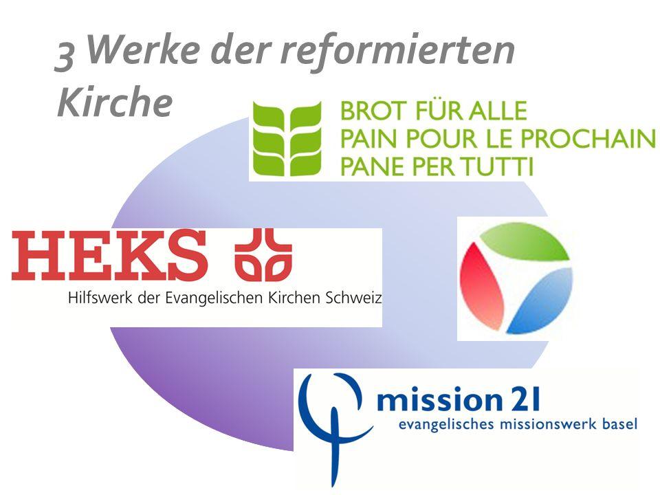 Der Entwicklungsdienst www.brot-fuer-alle.ch