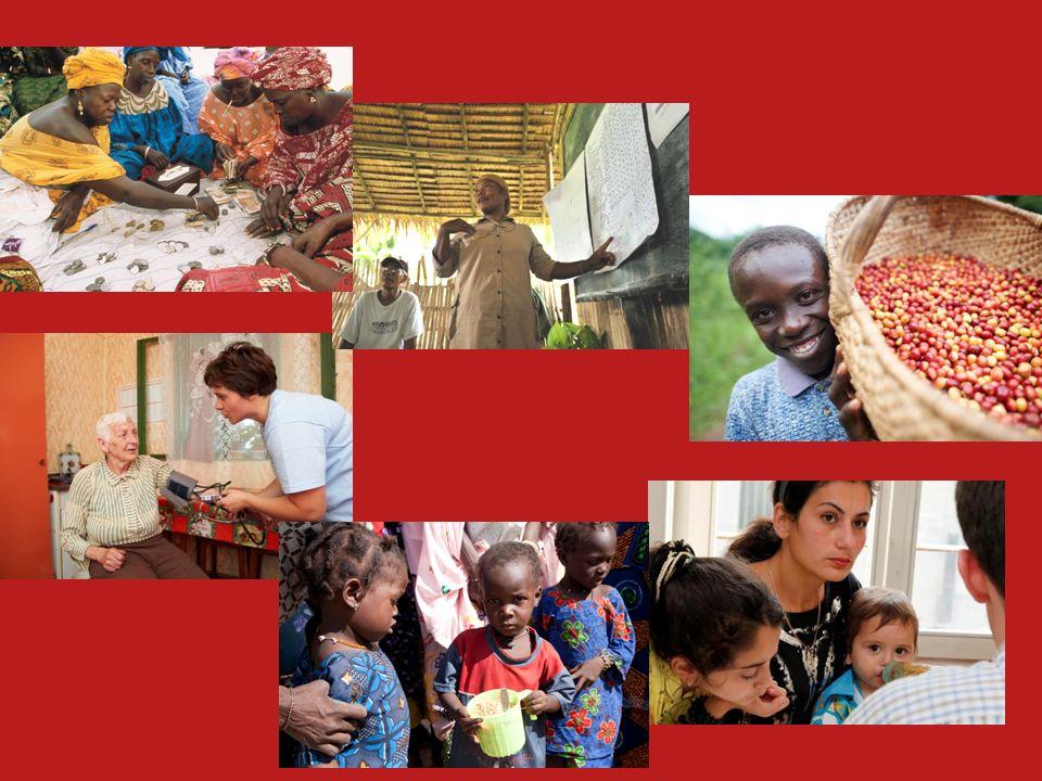 Das Hilfswerk leistet … -Ländliche Entwicklung -Humanitäre Hilfe -Kirchliche Diakonie -Inlandprojekte