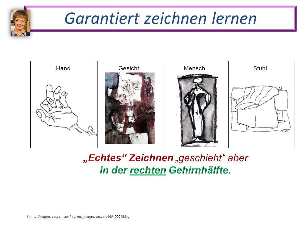 Garantiert zeichnen lernen 1) http://images.easyart.com/highres_images/easyart/4/0/400049.jpg HandGesichtMenschStuhl