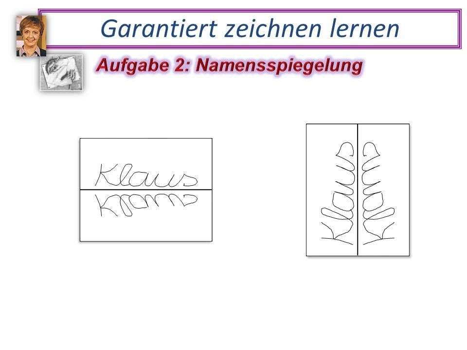 Garantiert zeichnen lernen 1